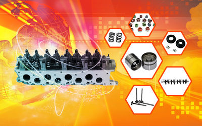 ChinaComplete Cylinder HeadCompany