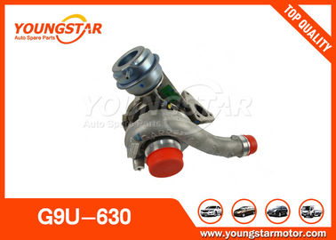 China Renault Auto Turbocharger Master 2.5 DCI 146 HP G9U - 632 Performance Turbocharger For Cars supplier