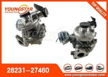China Kia - Carens 2.0 CRDI 103 Kw Diesel Engine Turbocharger 28231-27460 GTB1649V 757886 supplier