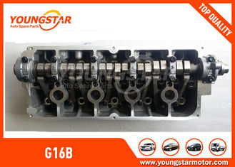 China Suzuki Vitara 1995 Complete Cylinder Head # G16B Car Engine Cylinder Head supplier
