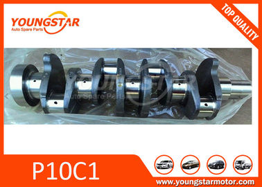 China Forged / Cast 10PC1 12PC1 12PD1 Performance Crankshafts For ISUZU Engine Crank Shaft supplier