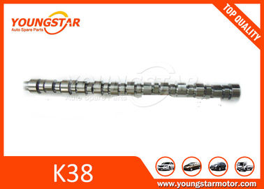 China Forged Car Engine Camshaft for Cummins K38 206530 3013091 3066885 supplier