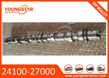 China 2.0 CRDI Diesel Engine Parts / Racing Camshafts For HYUNDAI D4EA D4EB , 24100- 27000 / 2410027000 supplier