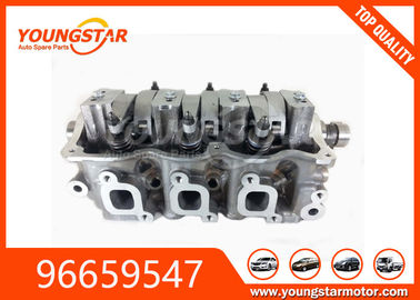 China Aluminium Complete Cylinder Head For Chevrolet / Daewoo Matiz 0.8L M96659547 96659547 supplier