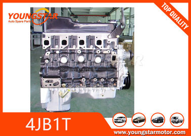 Long Engine Cylinder Block For ISUZU BJ493ZQ TURBO EISSIONS  Euro II Emission Standard