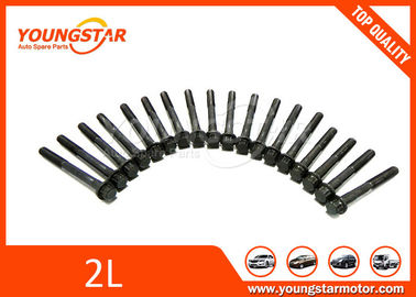 China Cylinder Head Bolts For TOYOTA LAND CRUISER 4.2 D/TD 24V 1HD-FTE AMC 258183 supplier
