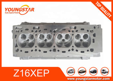 China 16v Petrol 4 Cylinder Head 1.6l Displacement For Opel Z16xep 24461591 supplier