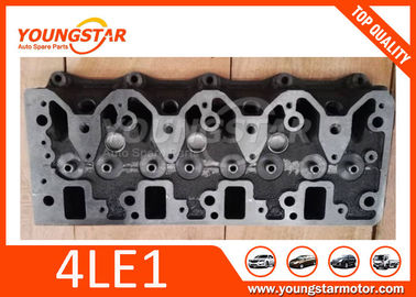 China 4LE1 4LE2 Engine Cylinder Head For ISUZU Excavator 8971147135 8-97114-713-5 supplier