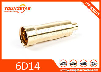 China Copper Nozzle Sleeve For MITSUBISHI / 6D14 6D16 Nozzle Tube ME-030855 ME030855 supplier