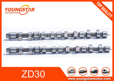 China Steel Engine Camshaft For Nissan ZD30 ZD30DDTI 13001MA70A 13001MA71A supplier