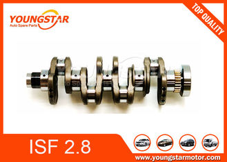 China Genuine Forged Steel Crankshaft For Foton Cummins Isf2.8 Isf 2.8 Isf28 5264230 5264231 5340179 supplier