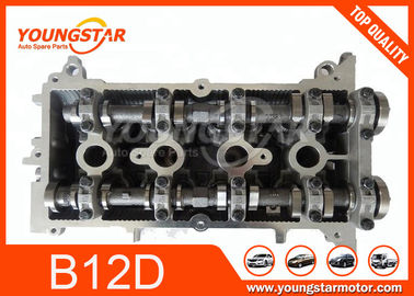 China Gasoline Automobile Engine Parts Chevrolet Spark Assembled Culata B12D 1.0 / 1.2 9048771 24542621 supplier