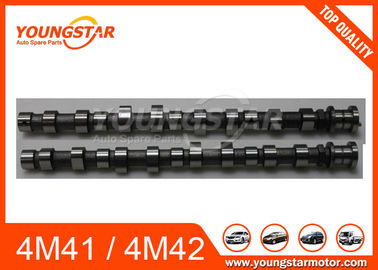 China Casting Iron Engine Camshaft For Mitsubishi Pajero Montero 4M41 4M42 3.2L Displacement supplier