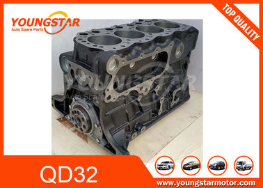 Diesel Engine Short Block Assy And Long Block Assy For Nissan / Forklifter Parts QD32