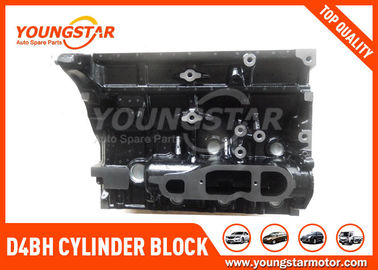 China Hyundai H1 / H100 Iron Engine Cylinder Block With D4BH D4BB 2.5TD ; Hyundai Starex/H-1 D4BH 2.5 TCI 21102-42K00A supplier