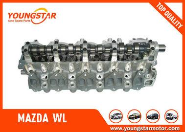 China Aluminium Diesel MAZDA B2500 Cylinder Head WL 11-10-100E WL-T supplier