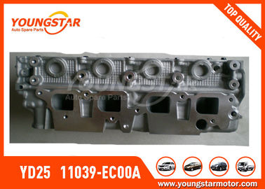 China NISSAN Navara YD25 Cylinder Head 2.5DDTI DOHC 16V 2005 - 11039 - EC00A supplier