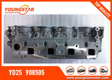 China Complete Aluminum Cylinder Heads For NISSAN Narava Cabstar YD25 908505 supplier