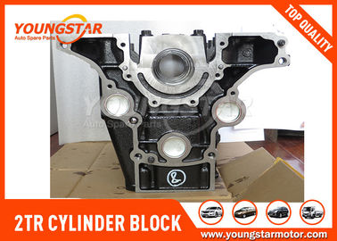 China 2.7L DOHC Engine Cylinder Block For TOYOTA Land - Cruiser 2TR-FE / 2TRFE supplier