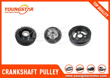 China Single 4d56 Diesel Engine Crankshaft Pulley 23124 - 42001 For MITSUBISHI supplier