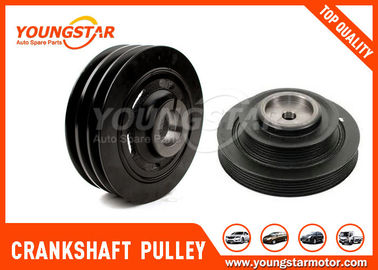 China OEM MITSUBISHI 4G93 MD350781 / MD315454 Engine Crankshaft Damper Pulley supplier