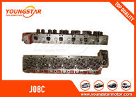 China HINO JO8C 8.0L Complete Cylinder Head 11101E0541 11101 E0541 11101-E0541 factory