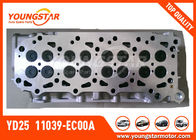 China Complete Cylinder Head  For NISSAN Navara YD25  4 Port In Take Common Rail Turbo Diesel  11039 - EC00A company