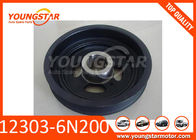 China Crankshaft Pulley For Nissan QR20DE QR25 12303-6N200 123026N200 factory