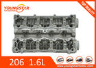 China Gasoline auto cylinder heads for Peugeot TU5JP4 Peugeot 206 1.6 9656769580 factory