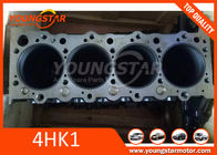 China ISUZU 4HK1 Engine Cylinder Block , HITACHI Excavator 4 cylinder engine block 8-98204528-0 factory