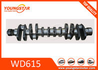 China Sinotruk HOWO Engine Wd615 OEM forged steel crankshaft 61500020012 factory