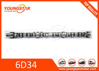 China 6d34 6d34t Mitsubishi Engine Camshaft For Engine Hd820-3 Camshaft Me081737 factory