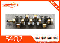 China 6 Cyl S4Q2 Engine Crankshaft Forklift engine spare parts OEM 32C09-01010 factory