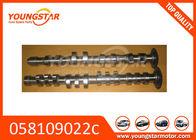 China V.W B5 1.8T 20v Gas  Engine Camshaft 058109022C  058109021D high performance factory