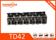 China Automotive Complete Cylinder Head Assembly For Nissan Patrol TD42 TD42T factory