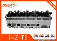 China Complete Cylinder Head For TOYOTA Land Cruiser TD   1KZ-TE 3.0TD 11101-69175 factory