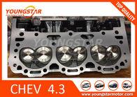 China CHEVROLET 4.3L/262 GM V6 4.3L Automotive Cylinder Head Casting Number 12557113 factory
