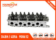 China 2.5TD Complete Cylinder Head Assembly For 1992 Mitsubishi delica 4D56 oem # MD185921  MD107056 factory