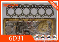 China Auto Cylinder Head Gasket for MITSUBISHI Fuso 6D31 6D34 6D31T ME997357 ME999821 ME999754 factory