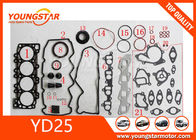 China Full Cylinder Head Gasket Set for Nissan Navarra D40 Yd25 , 4WD Diesel turbo 10101-vk526 11044-vk500 factory