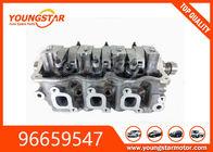 China Aluminium Complete Cylinder Head For Chevrolet / Daewoo Matiz 0.8L M96659547 96659547 factory