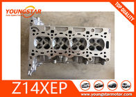 China Opel Z14XEP Engine Cylinder Head For 1.4 16V VAUXHALL 55355430 55 355 430 factory
