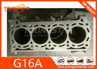China 19KGS 4 Cylinder Aluminium Engine Block For SUZUKI Vitara G16A G13A factory