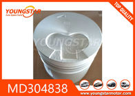 China MD304838 MD304853 Mitsubishi 4D56 Engine Piston Hyundai DHBH Piston 91.1mm factory