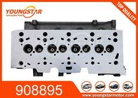 China Cylinder head type 908895 for a 2007 Kangoo with engine K9K 714 1.5dci. company