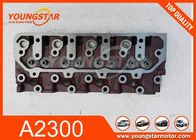 China CUMMINS A2300 Auto Cylinder Heads 4900995 / 4900715 Diesel Cylinder Head A2300 factory