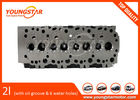 China Toyota 2L Cylinder Head Assy With Oil Groove And With Six Water Holes factory