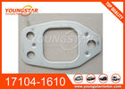 China Metal Cylinder Head Cover Gasket For HINO J08E J05E With ISO 9001 Approval company
