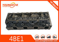 China Casting Iron Engine Cylinder Head For ISUZU 4BE1 Engine 8v / 4cyl Valve company