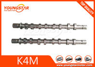 China Forging Steel Renault Camshaft K4M 8200100528 8200100527 With ISO 9001 Standard factory